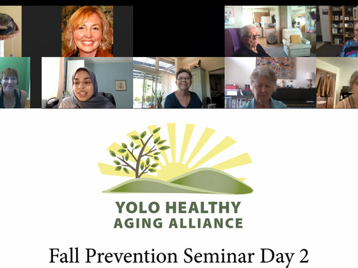 View Fall Prevention Webinar on YouTube