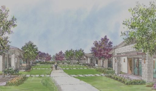DAVIS ENTERPRISE: SENIOR HOUSING PROJECT HEADS TO CITY COUNCIL