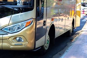 Gold Bus