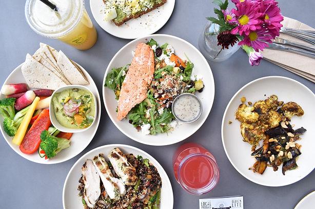 Healthy Plates