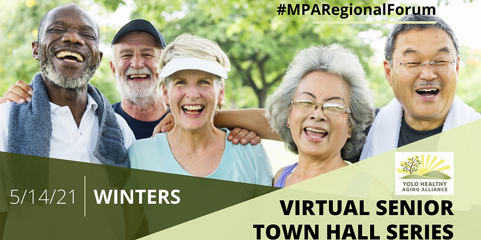 2021 YHAA Senior Town Hall Series | WINTERS