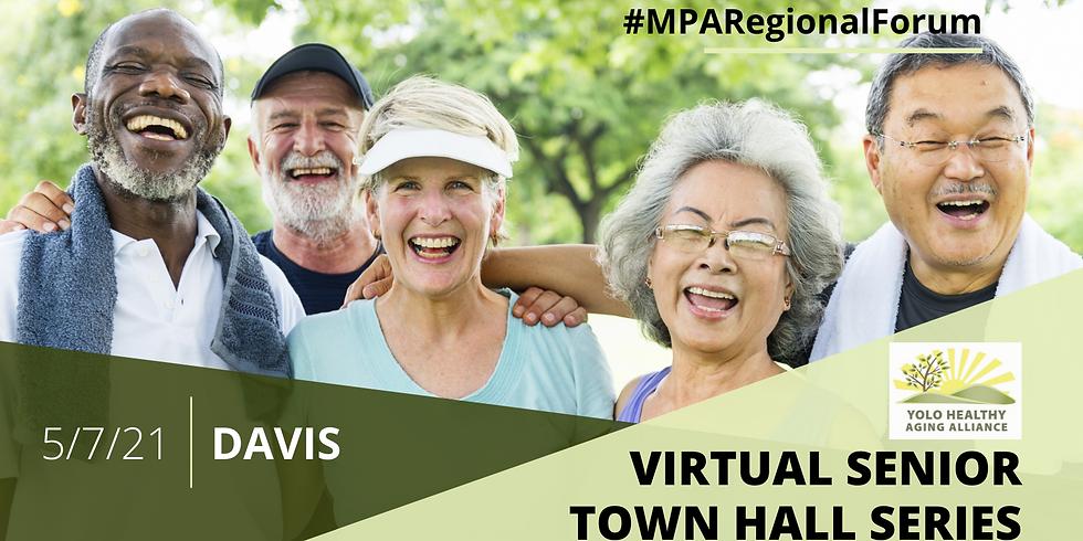 2021 YHAA Senior Town Hall Series | DAVIS