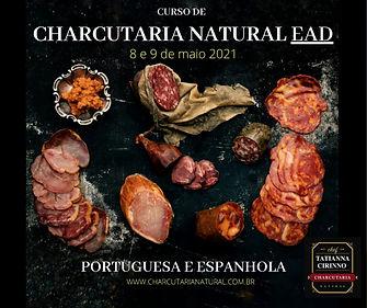 Charcutaria Natural Portiguesa Espanhola
