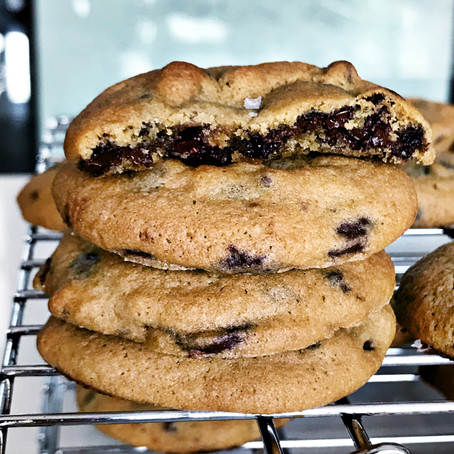 Making the best chocolate chip cookies