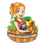 Sheri Lynn's Fruit Thins Logo - Taylor F