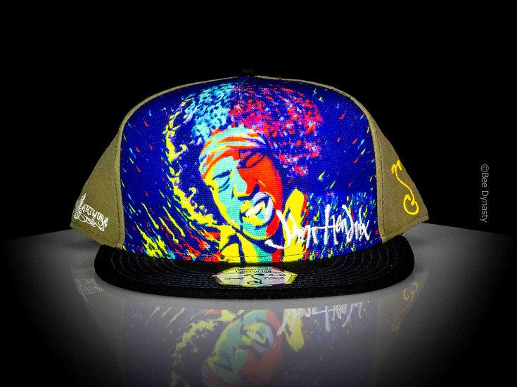 Grassroots Rocking Rainbow Pattern Hat