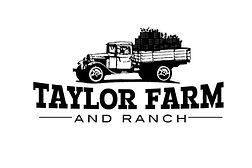 Taylor Farm and Ranch Logo - Palisade Peaches