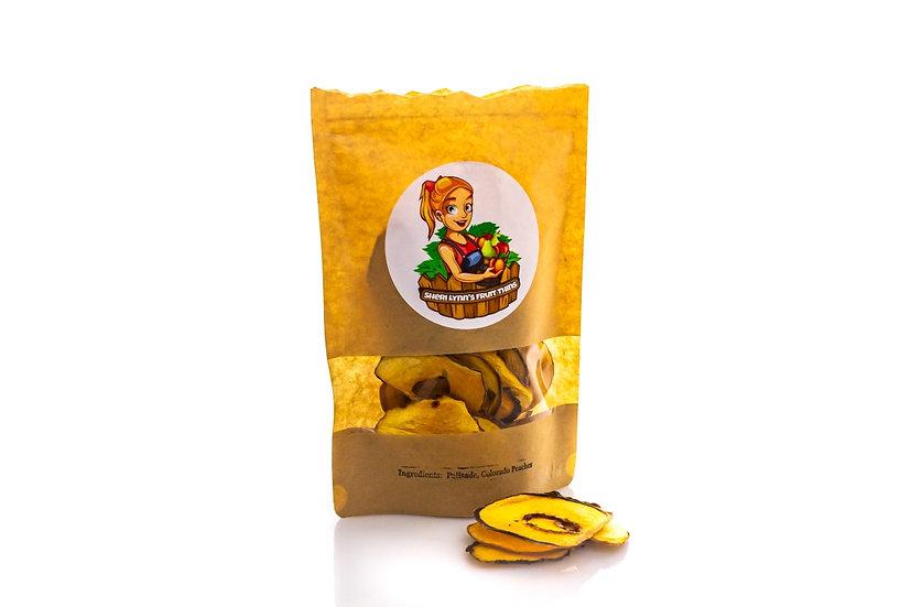 Sheri Lynn's Fruit Thins - Peach Single - 2 oz per bag