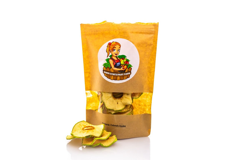 Sheri Lynn's Fruit Thins - Apple Single - 2 oz per bag