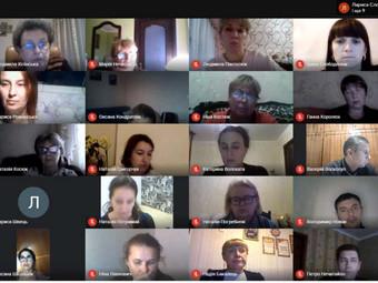Відбулося засідання циклової комісії кураторів груп, класних керівників та вихователів ліцею
