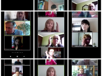 Спільне онлайн-засідання вченої та адміністративної ради коледжу