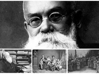 Коледж відзначив 154-ту річницю від дня народження М.Грушевського