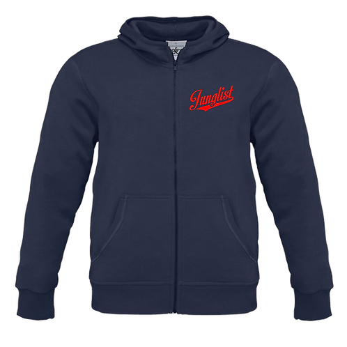 Zip-up Hoodie Small Logo