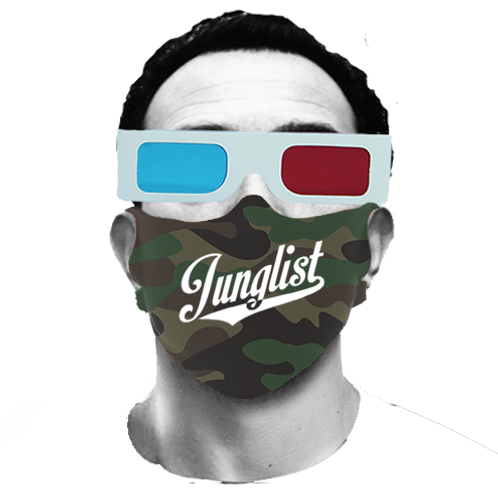 Junglist Camo Mask