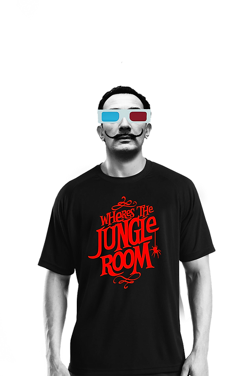 Where's the JUNGLE Room!!
