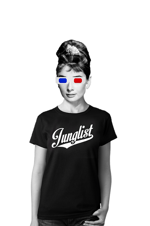 Womens Junglist t-shirt (All Star)