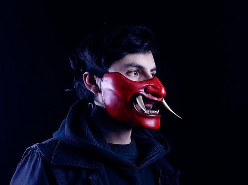 Samurai Mempo Mask