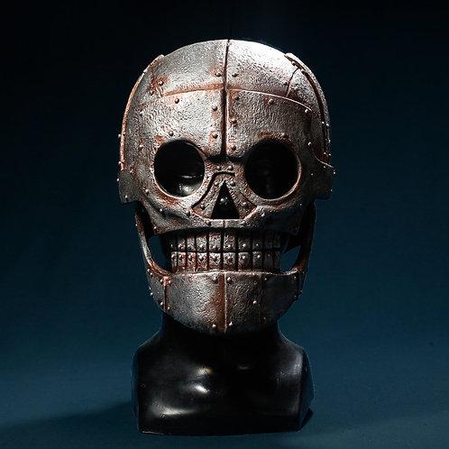 CyberPunk Skeleton Mask from Turbo Kid