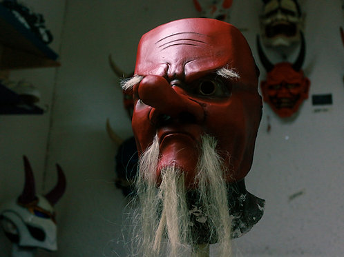 Tengu Mask Ashina
