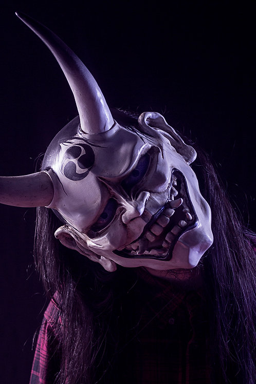 Hannya Tomoe Mask