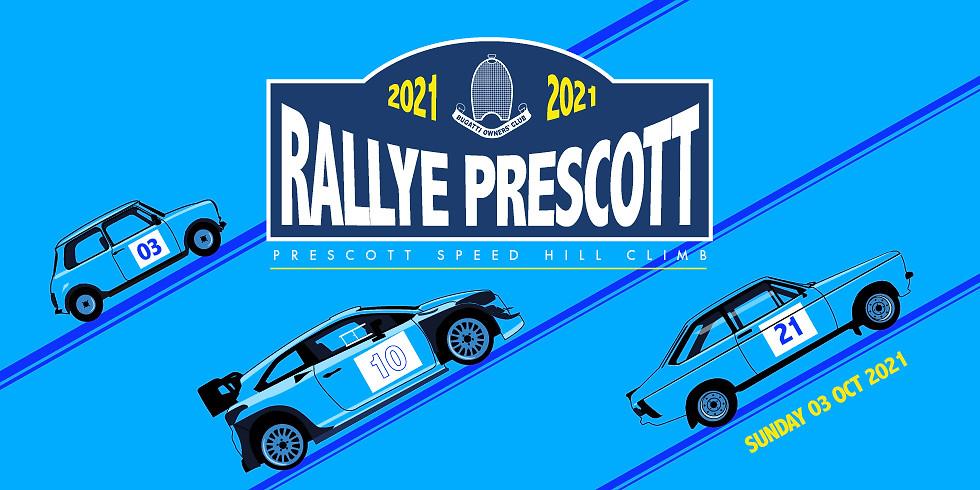 Rallye Prescott