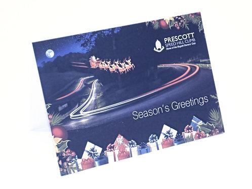Bugatti/Prescott Christmas Cards