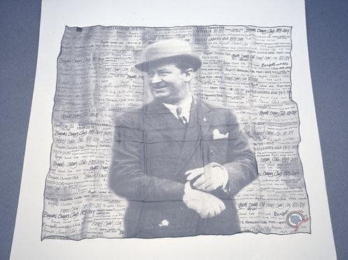 Bugatti Silk Scarf