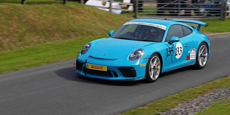 Porsche at Prescott