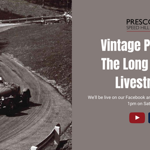 Vintage Prescott - The Long Course Livestream