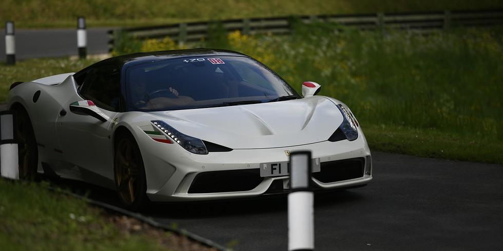 Car Club Day - Ferrari & TVR