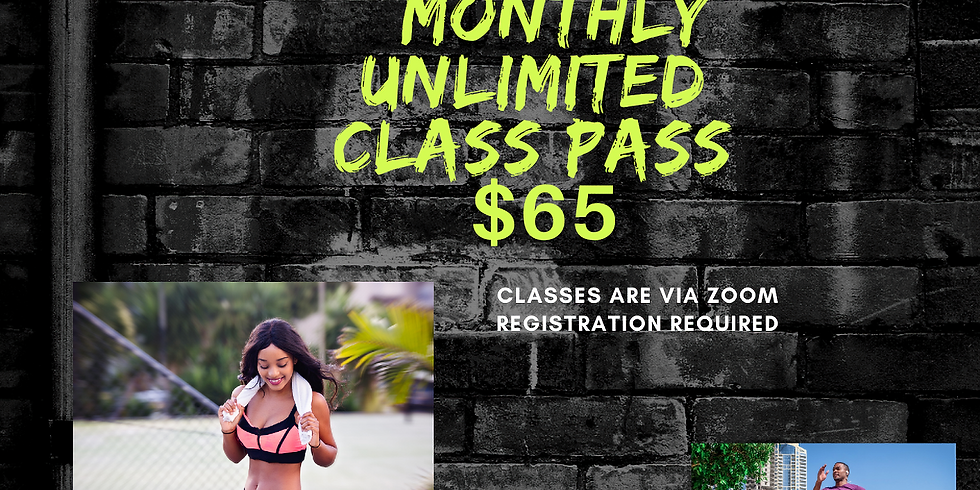 Monthly Class Pass Purchase