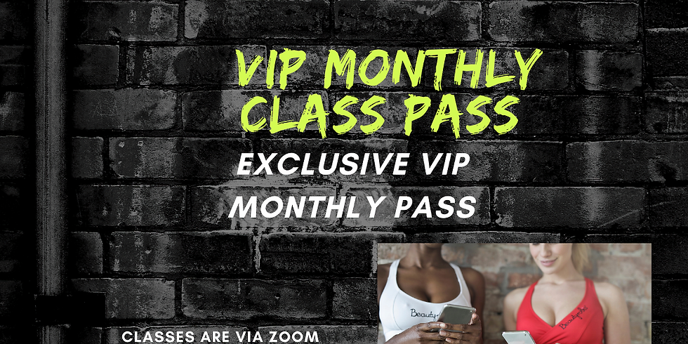 VIP Only Members Class Pass Purchase