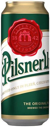 Pivo Pilsner Urquell 12° 0,5l plech