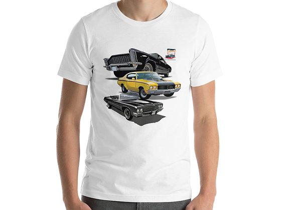 Short-Sleeve Unisex T-Shirt- Buick
