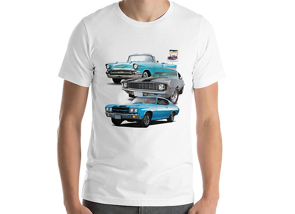 Short-Sleeve Unisex T-Shirt- Chevy