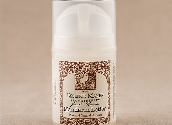 Just Hands Mandarin Lotion