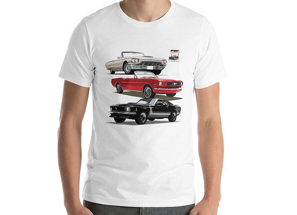 Short-Sleeve Unisex T-Shirt - Ford