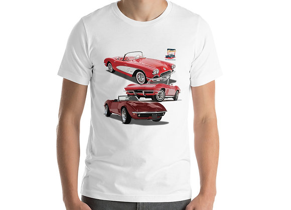 Short-Sleeve Unisex T-Shirt - Corvette