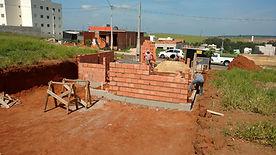Construção Minha casa Minha Vida