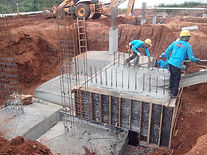 concretagem de fundação