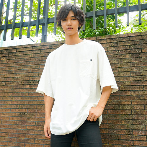 ASIANZ ポケット Tシャツ