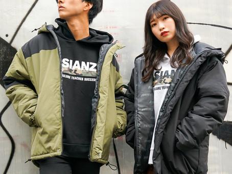 ASIANZ 2020 新作商品 発売