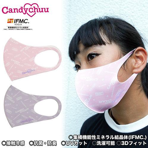 Candychuu ロゴ マスク (200584)