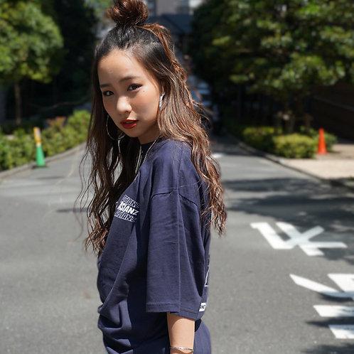 ASIANZ 3ロゴ T-シャツ