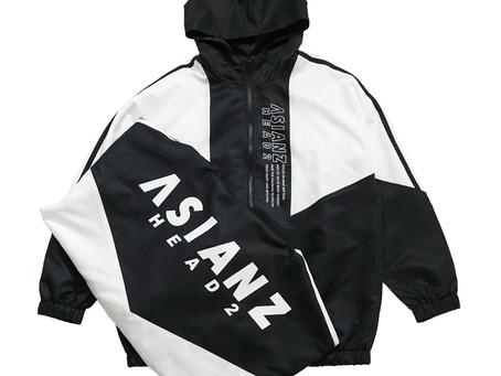 ASIANZ HEAD2 新作商品 発売