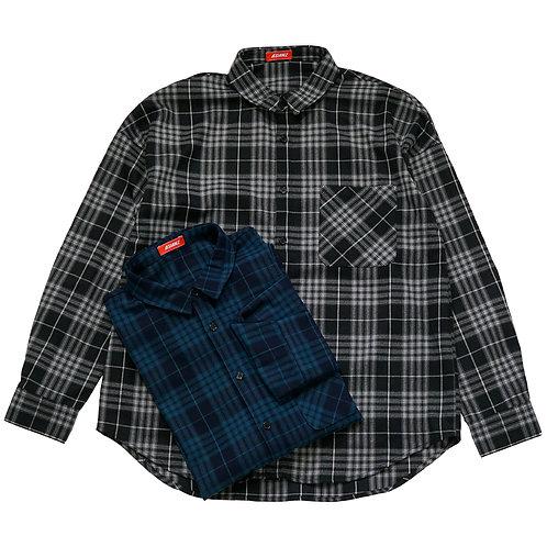ASIANZ チェックシャツ
