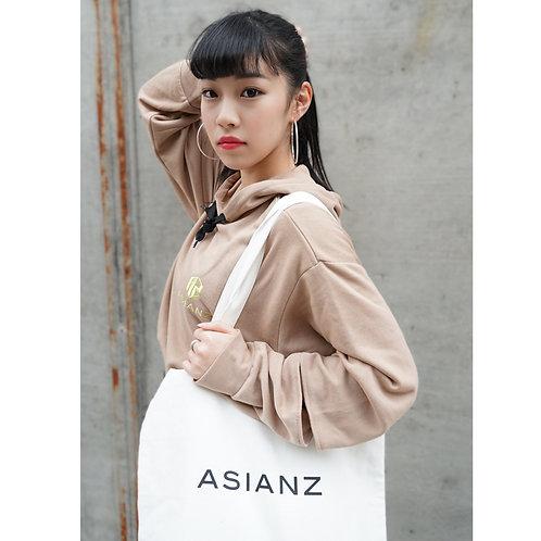 ASIANZ ロゴトートバッグ