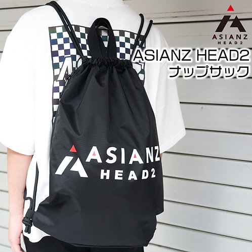 ASIANZ HEAD2 ナップサック