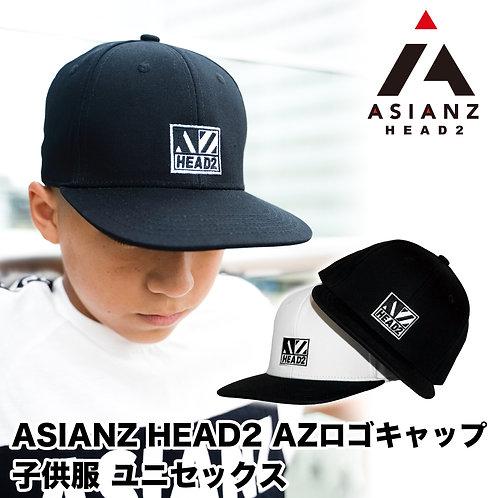 ASIANZ HEAD2 AZロゴキャップ