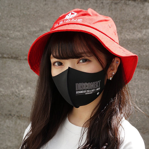 ミネラル マスク ASIANZ × DISCONEKT